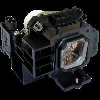 Lampa pro projektor CANON LV-8300, generická lampa s modulem