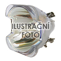Lampa pro projektor SHARP PG-D40W3D, originální lampa bez modulu