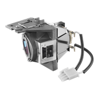 BENQ MW550 Lampa s modulem