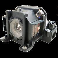 Lampa pro projektor EPSON PowerLite 1710c, generická lampa s modulem