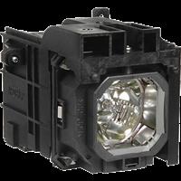 Lampa pro projektor NEC NP1150+, kompatibilní lampový modul