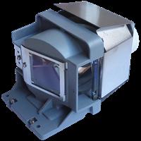 Lampa pro projektor OPTOMA W313, generická lampa s modulem