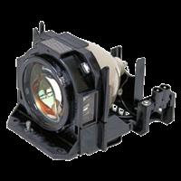 Lampa pro projektor PANASONIC PT-D5000ES, originální lampový modul (dvojbalení)